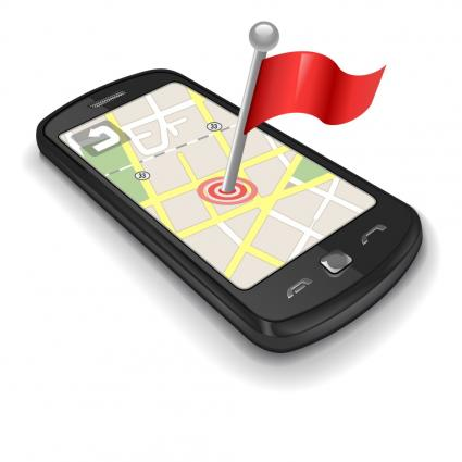 How gps a cell phone number